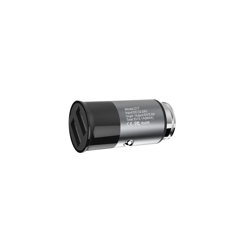 z17a sure dual ports car charger specs