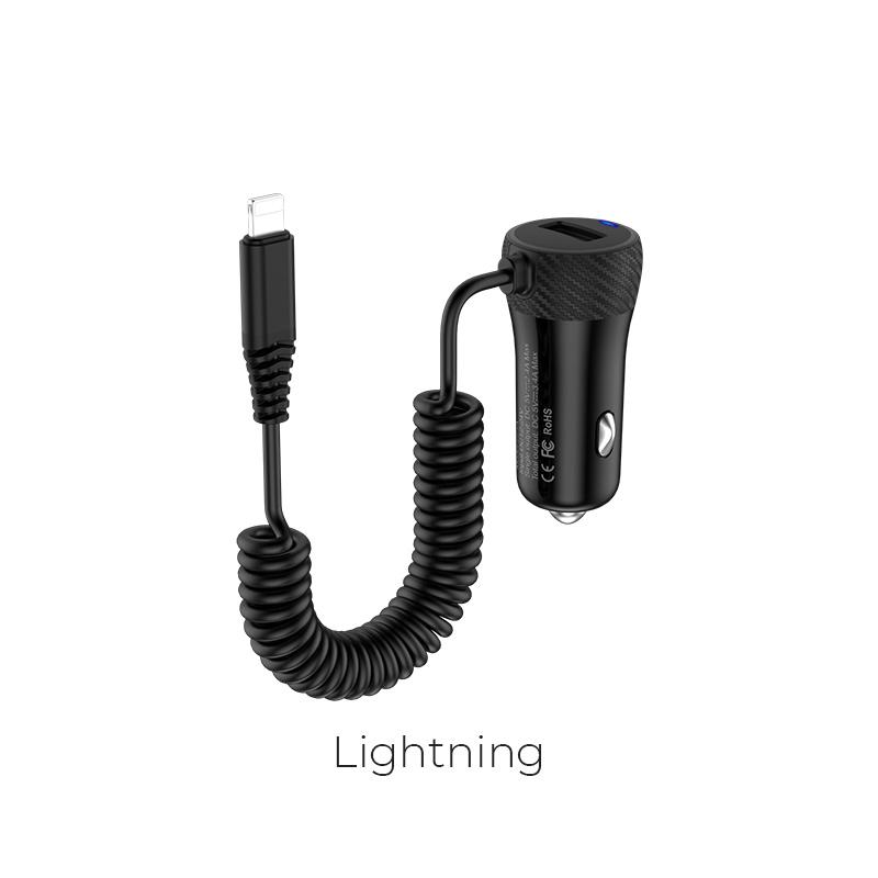 z21a lightning black