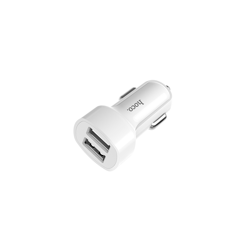 z2a two port car charger side