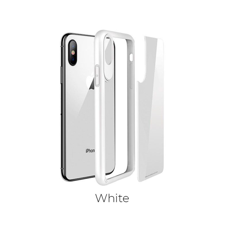 ip x zero point case white