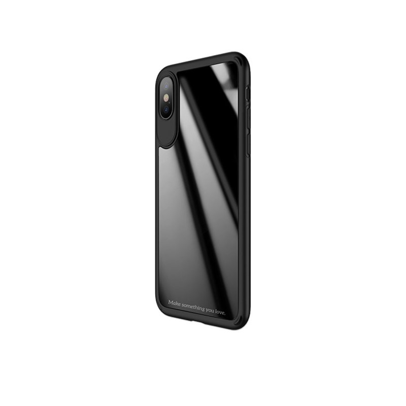 zero point series frame and back glass for iphone x back