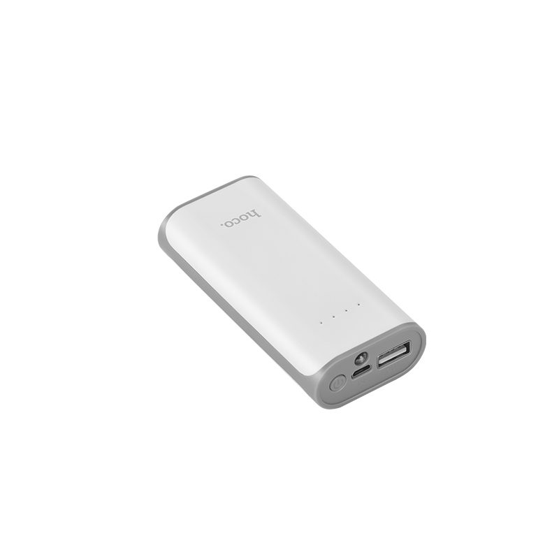 b21 5200 tiny pattern power bank ports