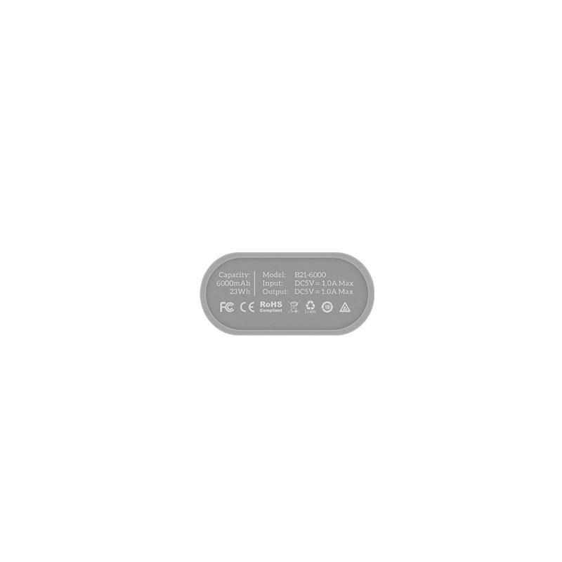 b21 5200 tiny pattern power bank spec
