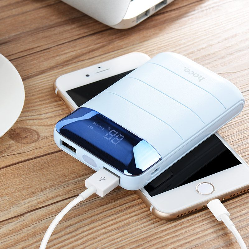 b29 10000 domon power bank charging