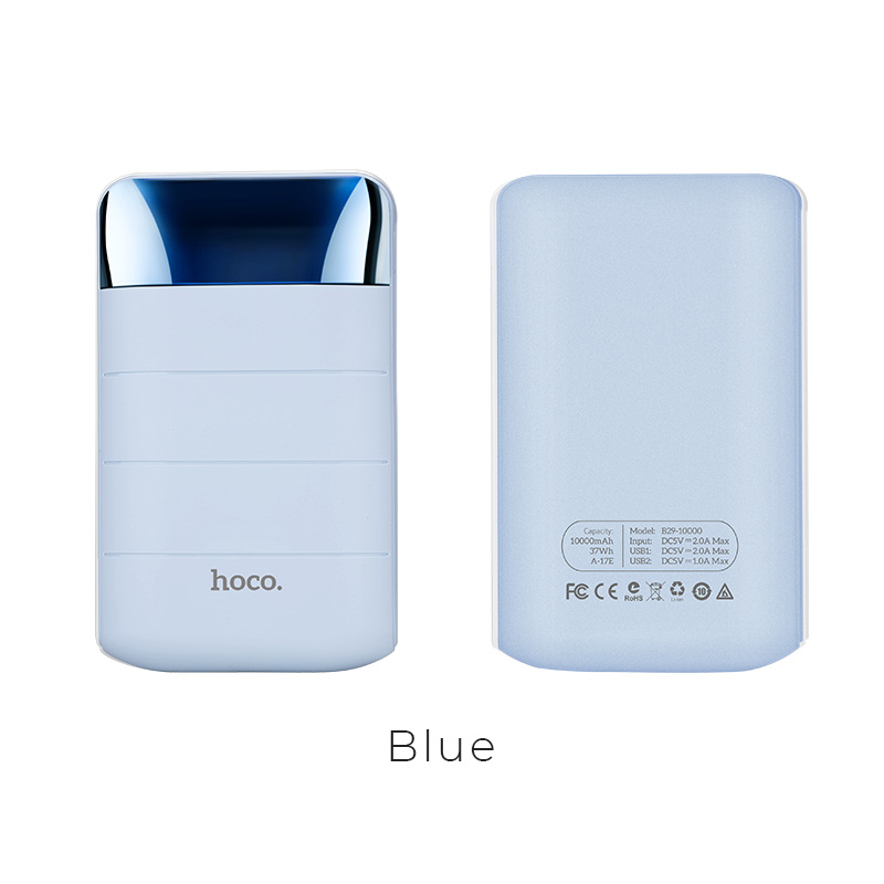 b29 blue