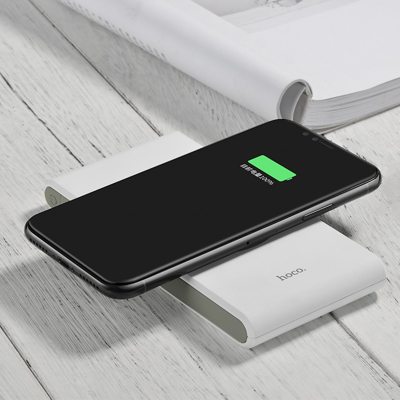 b32 wireless power bank charge