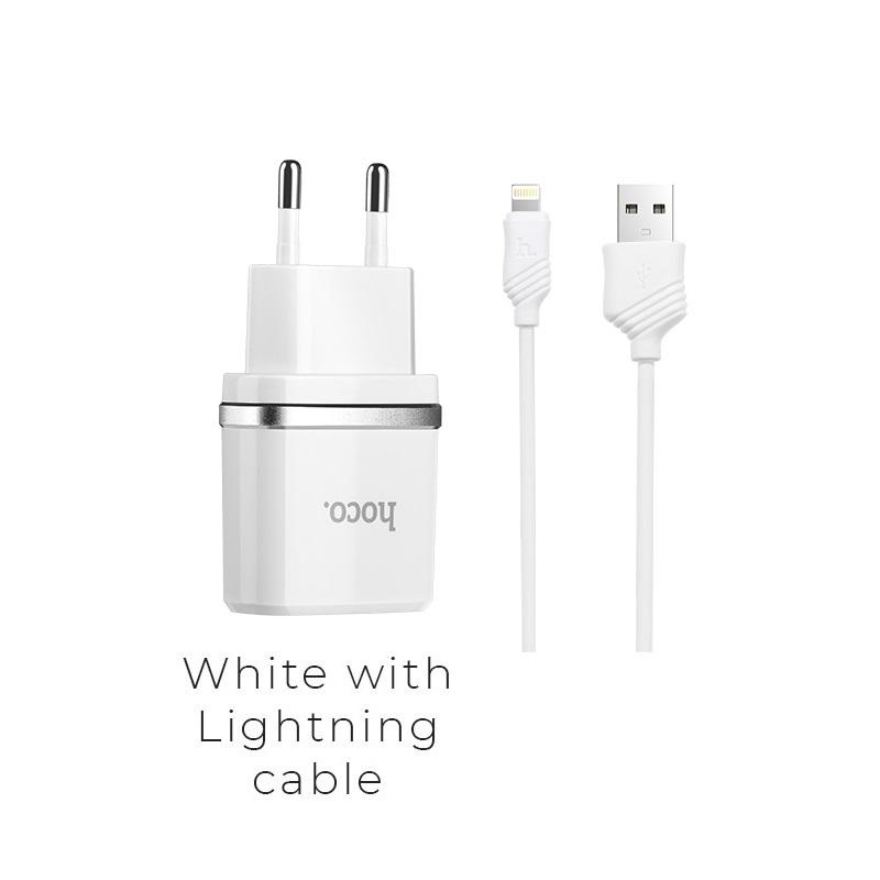 c11 lightning white