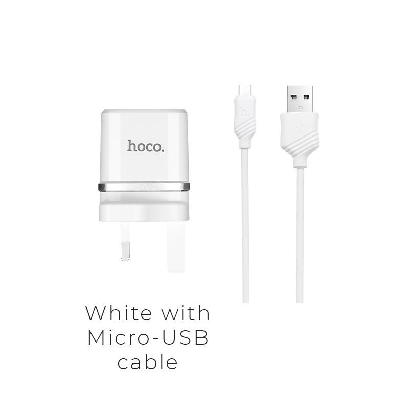 c11b micro usb white