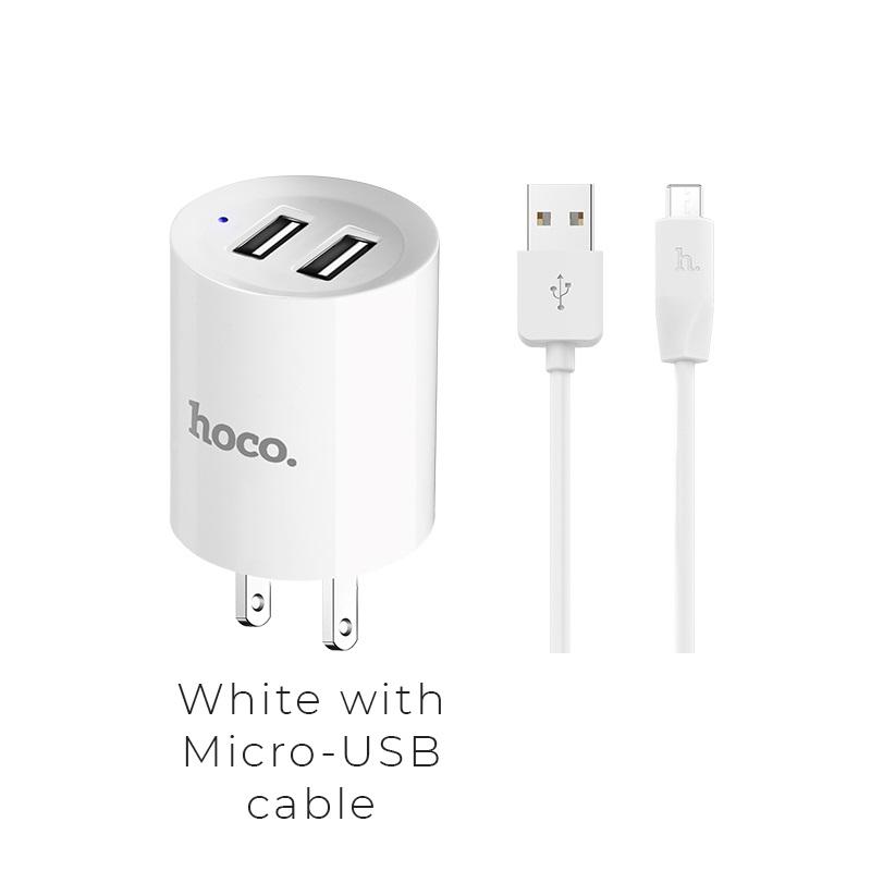 c14 micro usb white