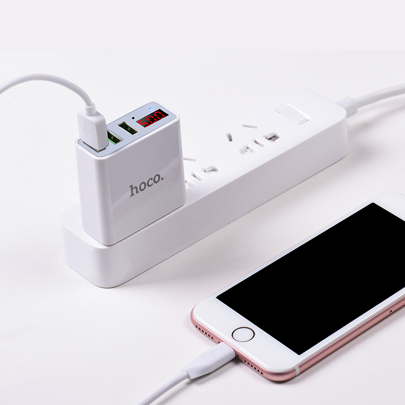 c15 superior strength three port charger charging