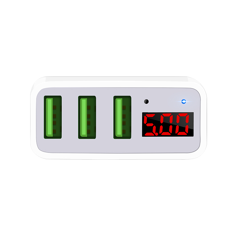 c15 superior strength three port charger indicator