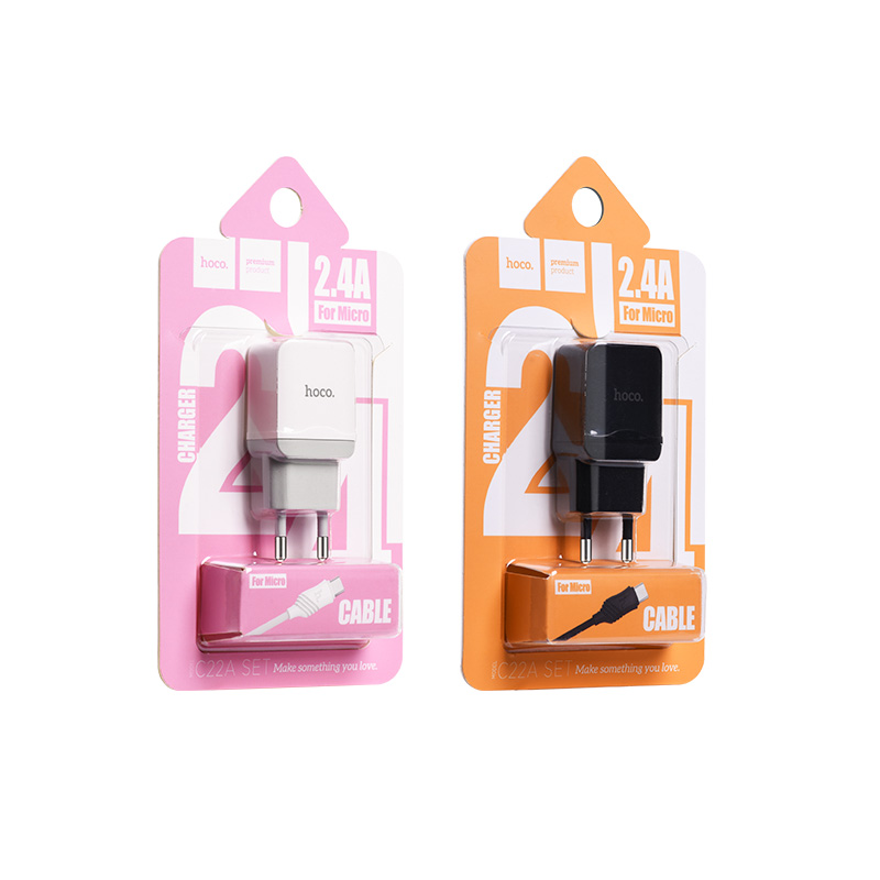 c22a little superior charger eu package micro usb