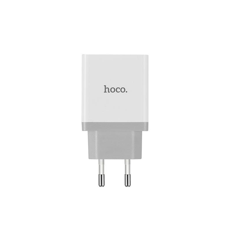 c24 qc3.0 bele usb charger eu front