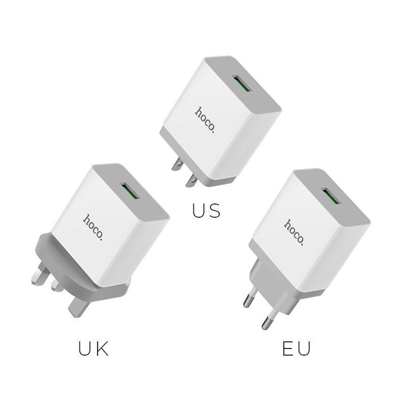 c24 qc3.0 bele usb charger plugs
