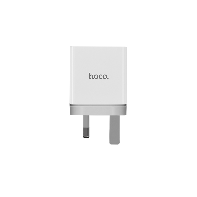 c24 qc3.0 bele usb charger uk front