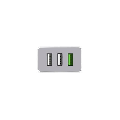 c24b qc3.0 bele three ports charger ports