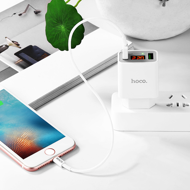 c25a cool dual port charger eu iphone