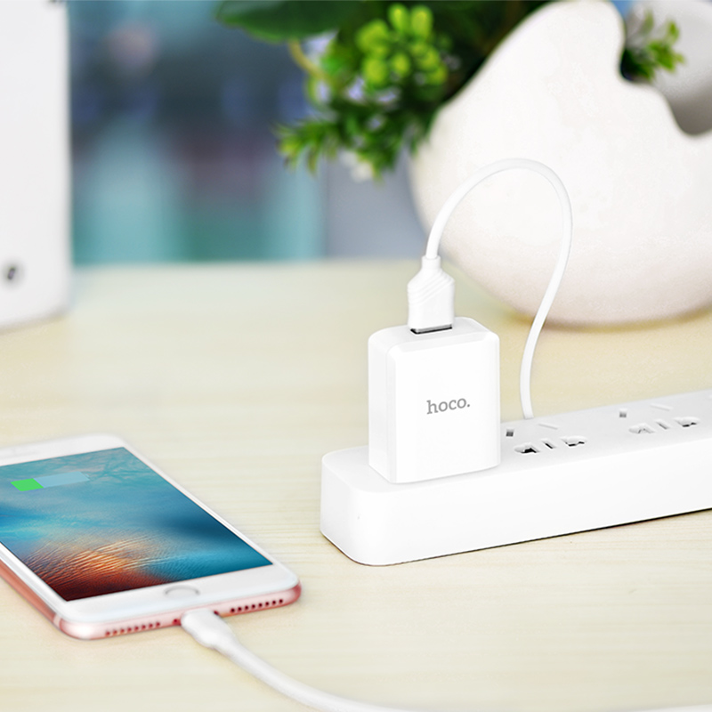 c27 vigorous single port charger charging