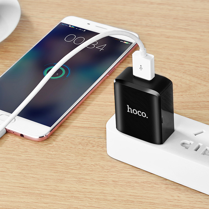 c27 vigorous single port charger phone