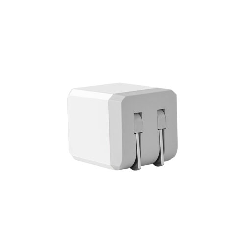 c30 sincere double port folding charger folded