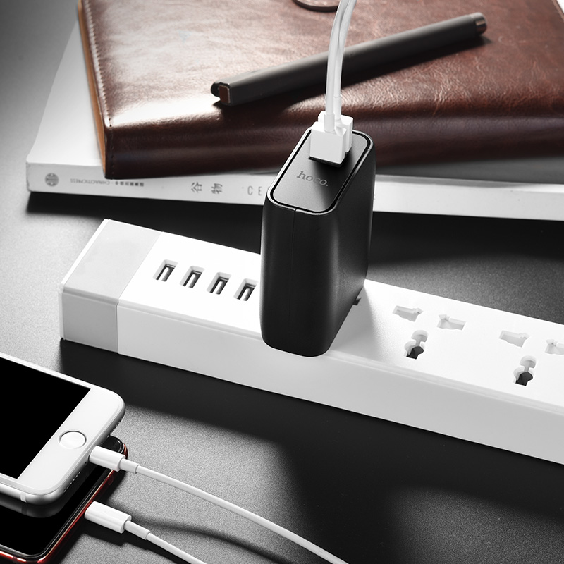 c36 wellspring dual port charger power bank charge