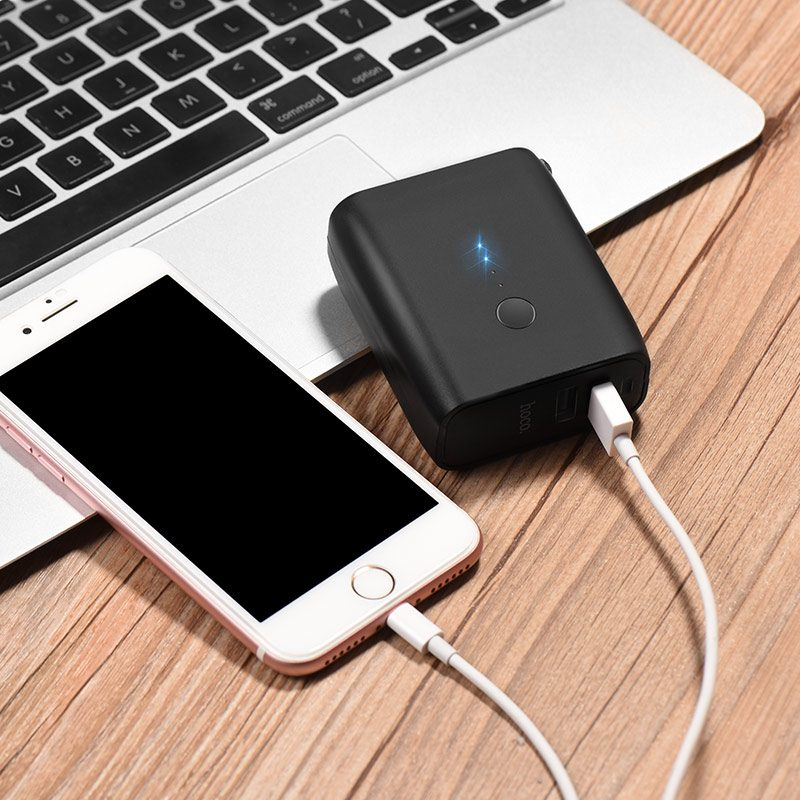 c36 wellspring dual port charger power bank charging