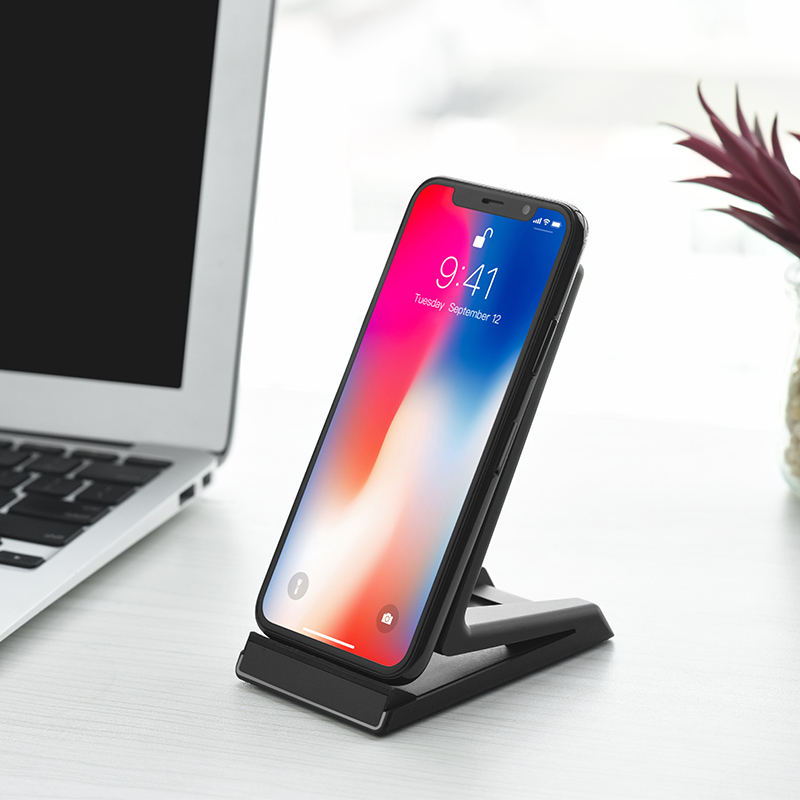 cw1b z shape holder with wireless charger notebook