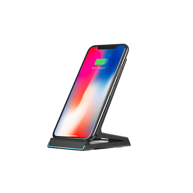 cw1b z shape holder with wireless charger second