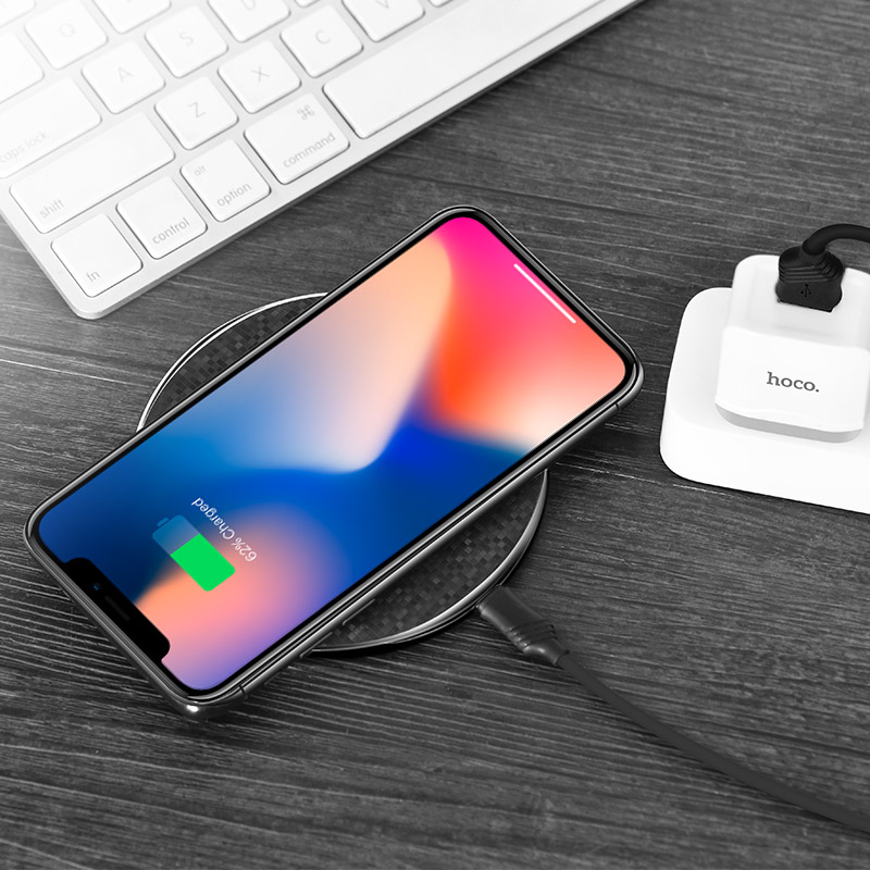 cw8 streaming wireless charger charging