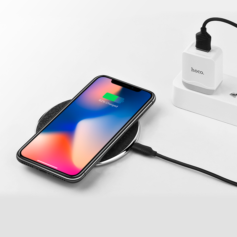cw8 streaming wireless charger iphone