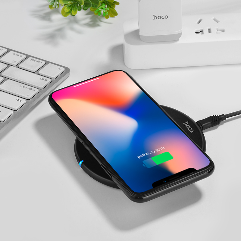 cw9 exalted wireless charger iphone