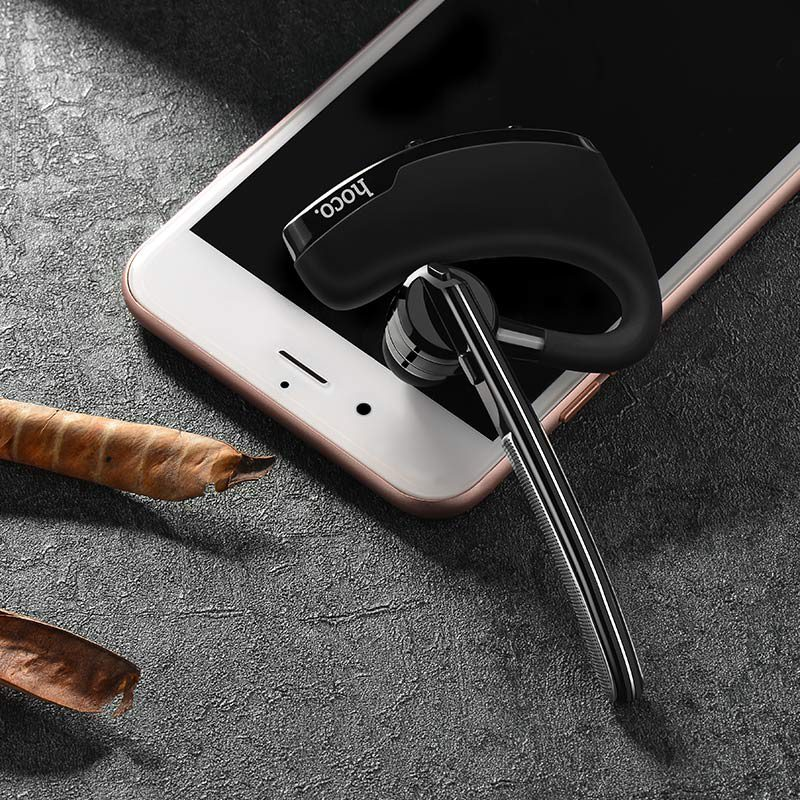 e15 rede business wireless earphone leafes