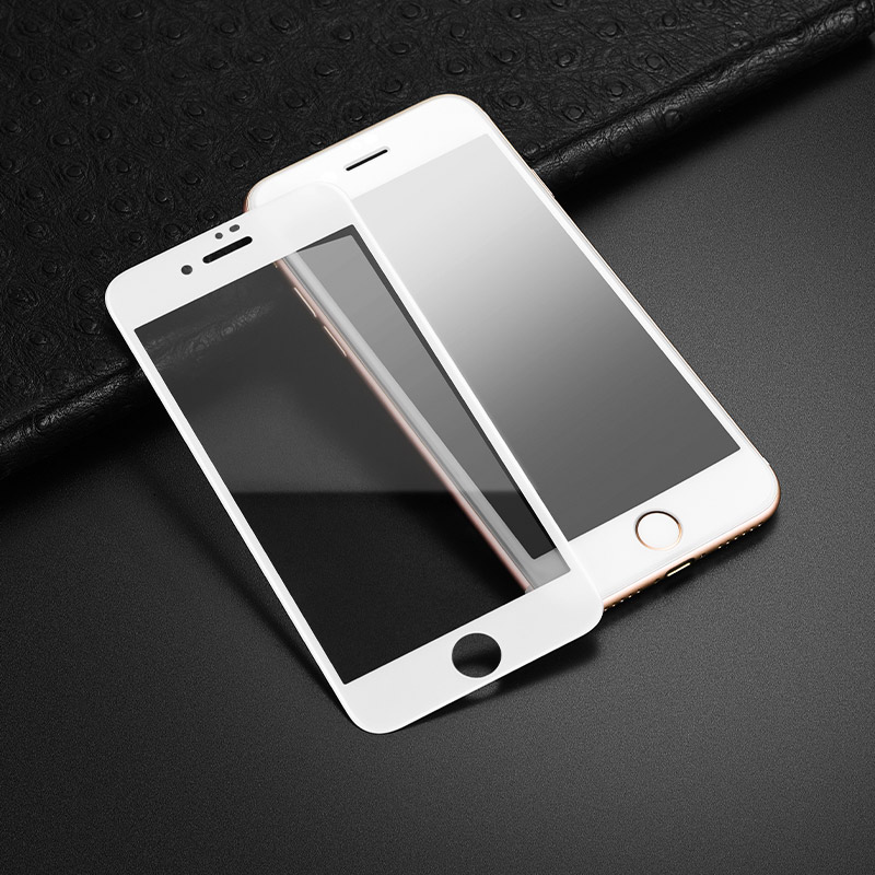 iphone 7 8 plus a6 screen protector interior white