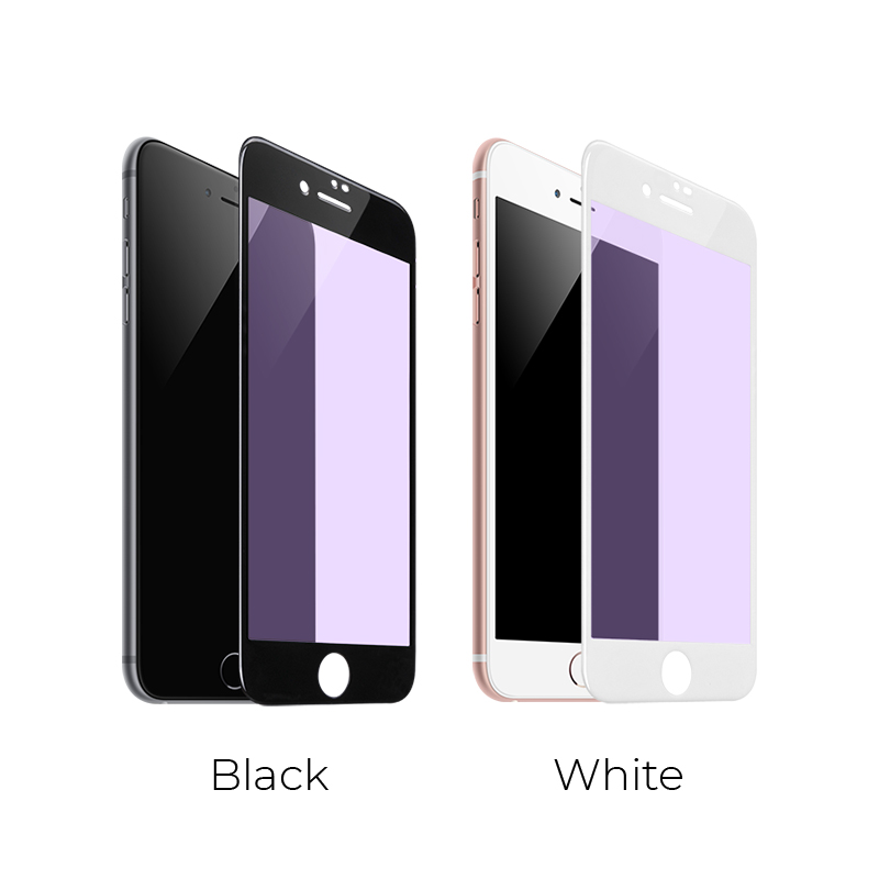 iphone 7 8 plus a9 screen protector colors