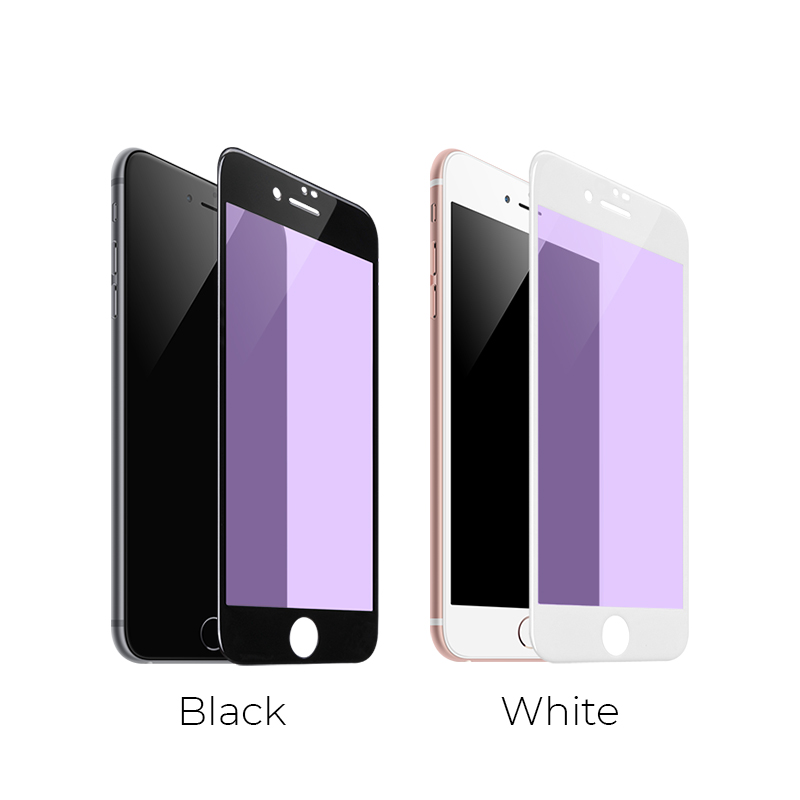 iphone 7 8 plus eye protection screen protector colors