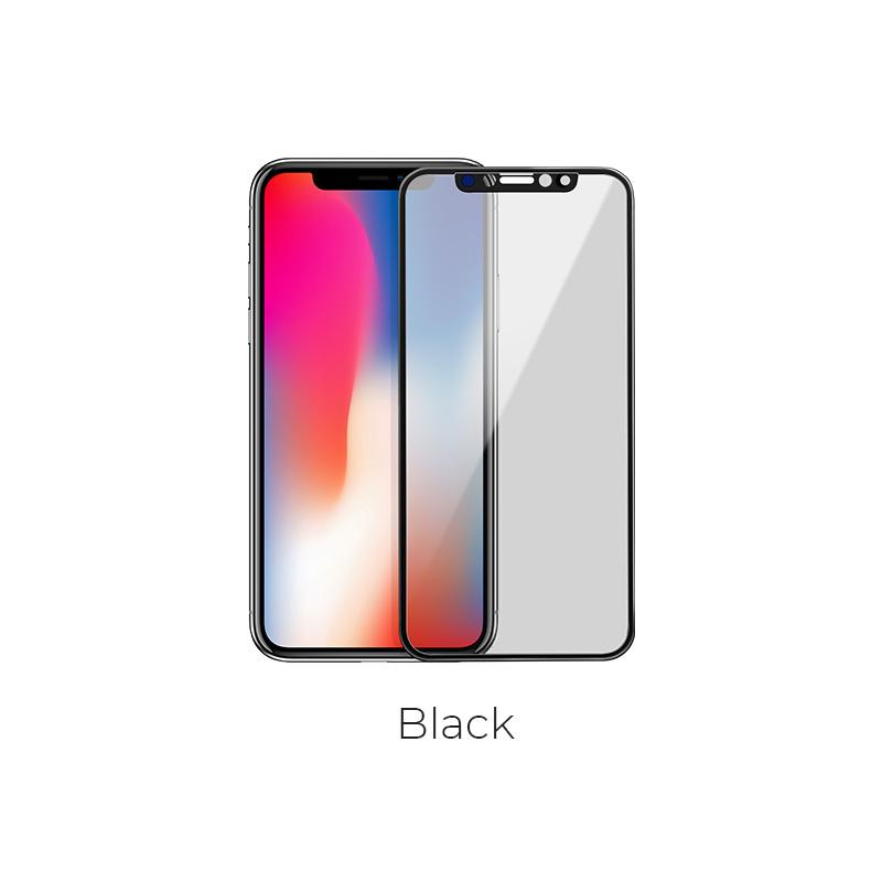 ip x shatterproof glass a6 black