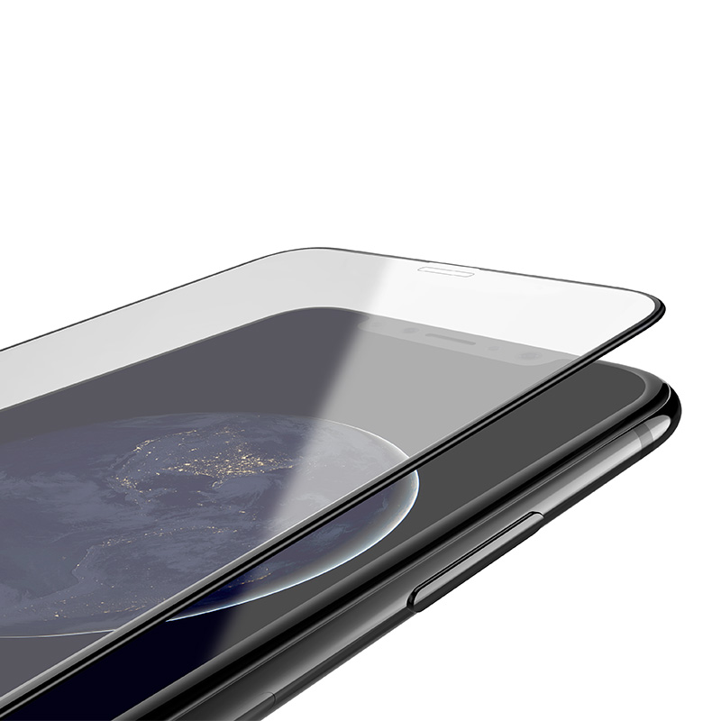 iphone x a8 tempered glass thickness