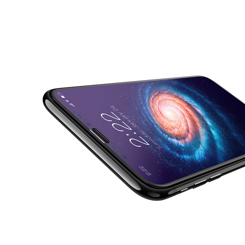 iphone x a9 screen protector cuts