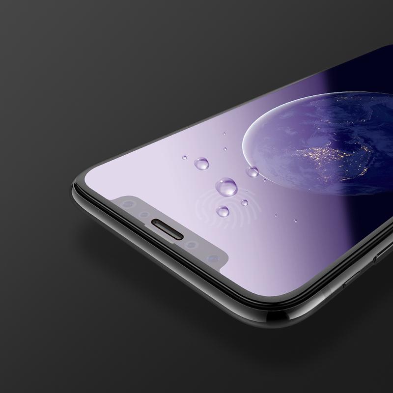 iphone x a9 screen protector drops
