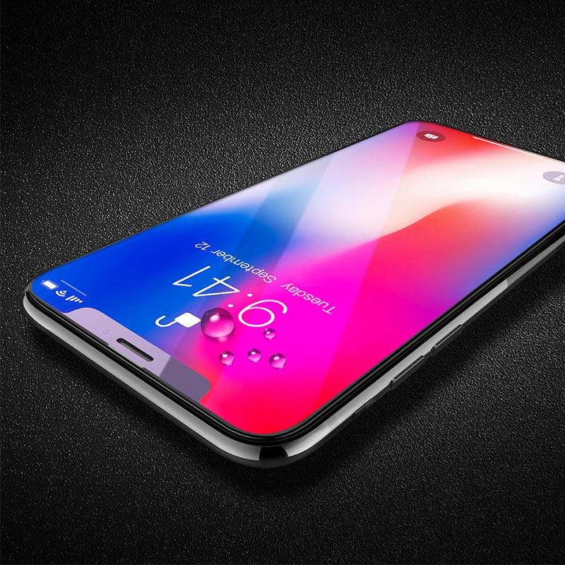 iphone x eye protection full screen glass drops