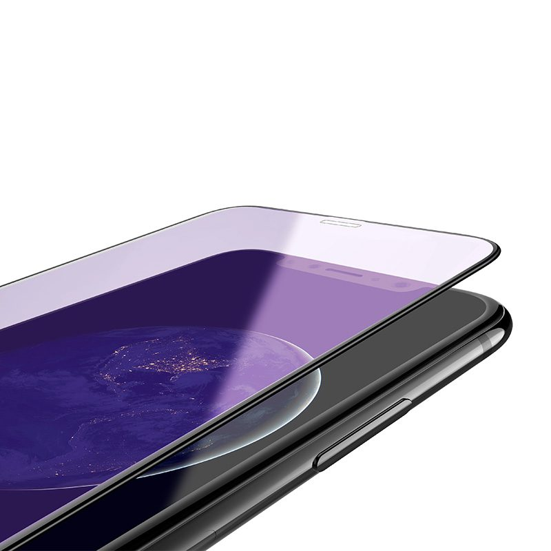 iphone x eye protection full screen glass thickness