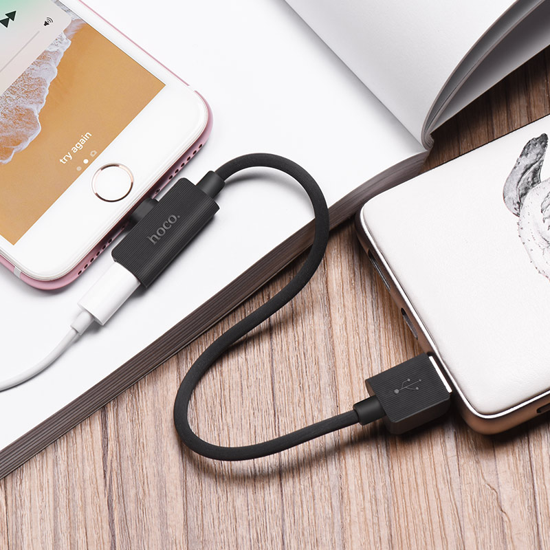 ls9 brilliant audio charging apple cable interior