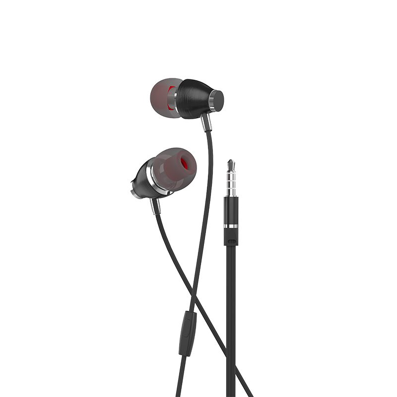 m28 ariose universal earphones with mic plug