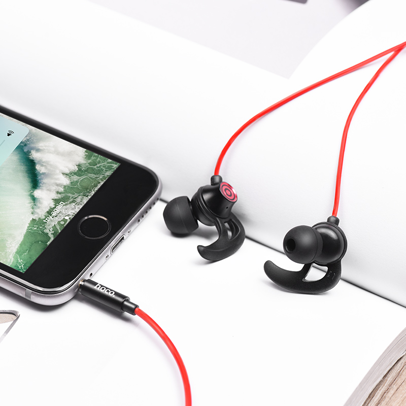 m35 universal earphones with microphone book