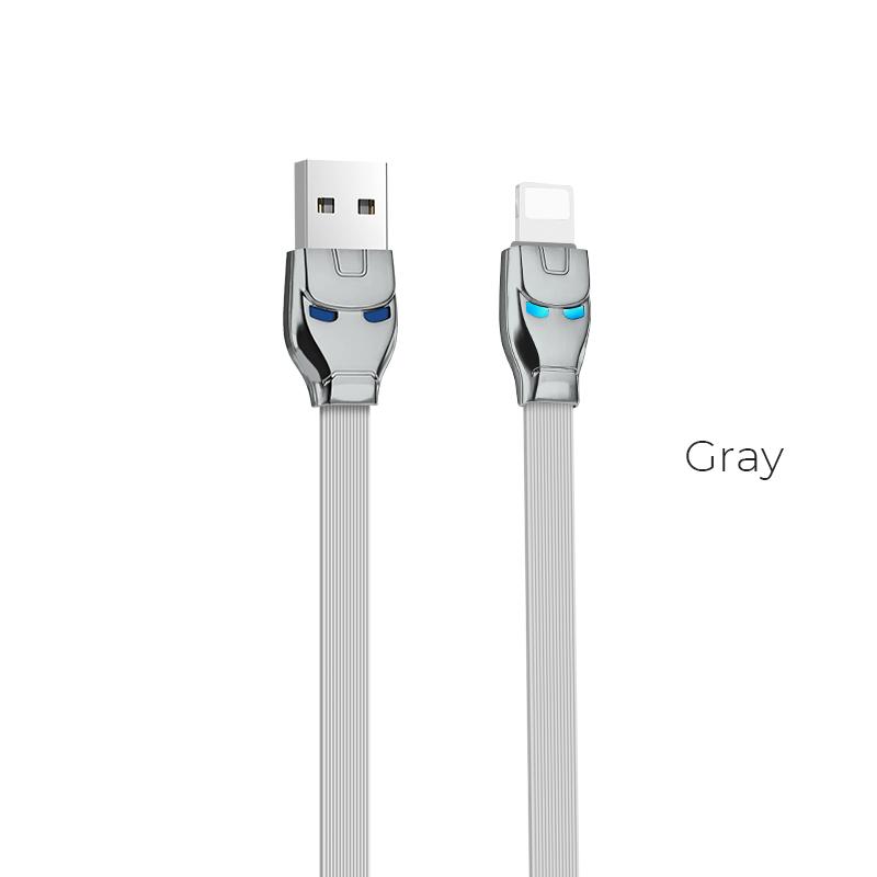 u14 lightning gray