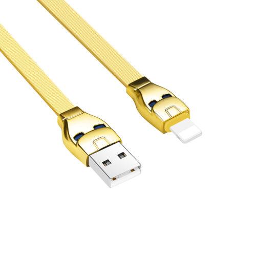 u14 steel man lightning charging cable main