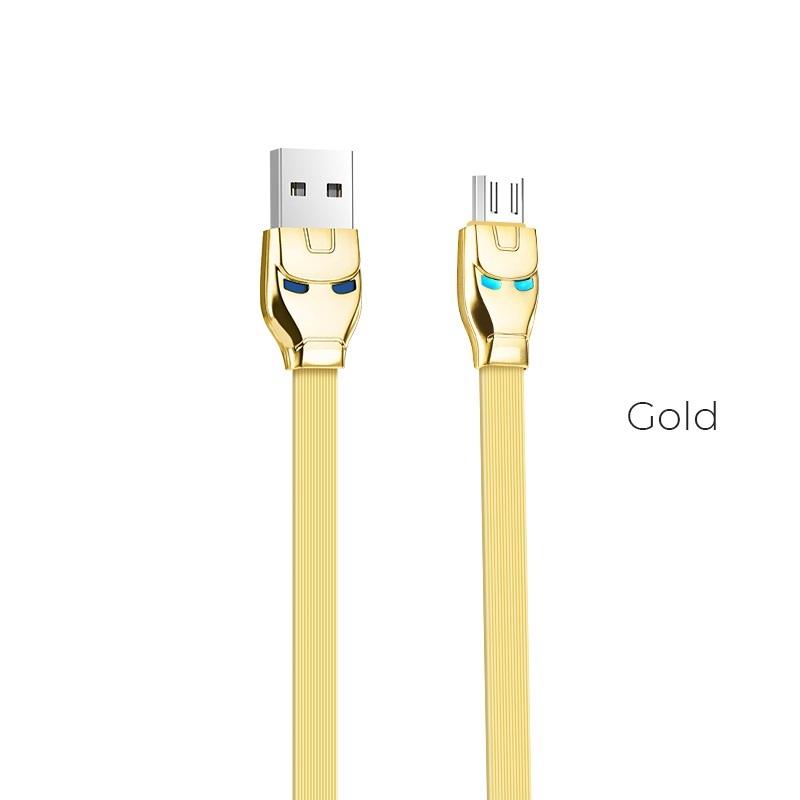 u14 micro usb gold