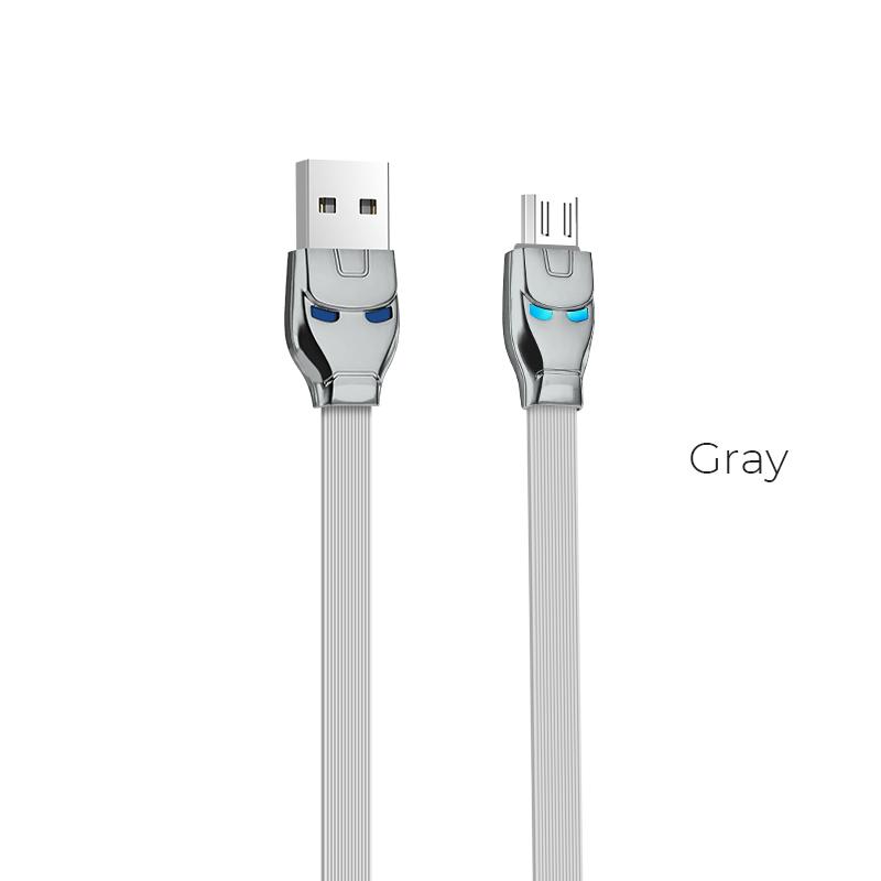 u14 micro usb gray