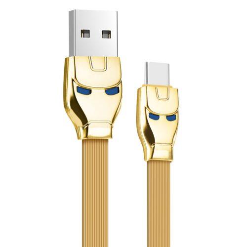 u14 steel man type c charging cable