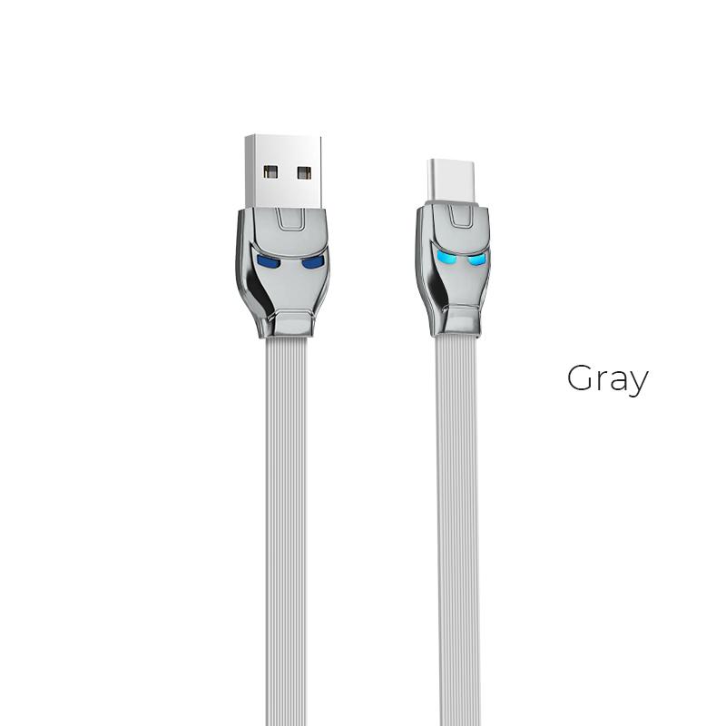 u14 type c gray